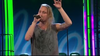 Simon Zion - With a little help from my friends - Idol Sverige (TV4)