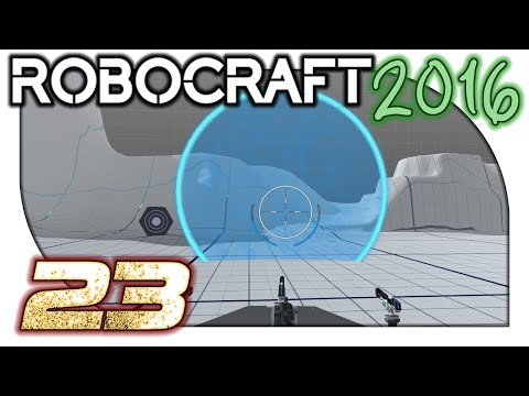 Let's Play Robocraft (2016) - 23. Maximum Loadout Review - Robocraft Gameplay