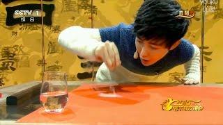 Yif Miracle CCTV 2016 猴年央视春晚魔术 家的思念 Live TV Magic (Eng Subs)