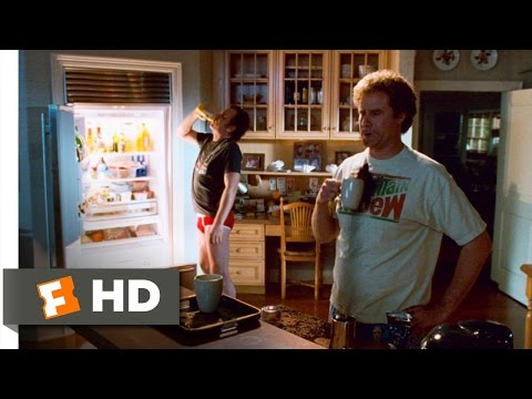 Step Brothers (1/8) Movie Clip - Sleep Walkers (2008) HD