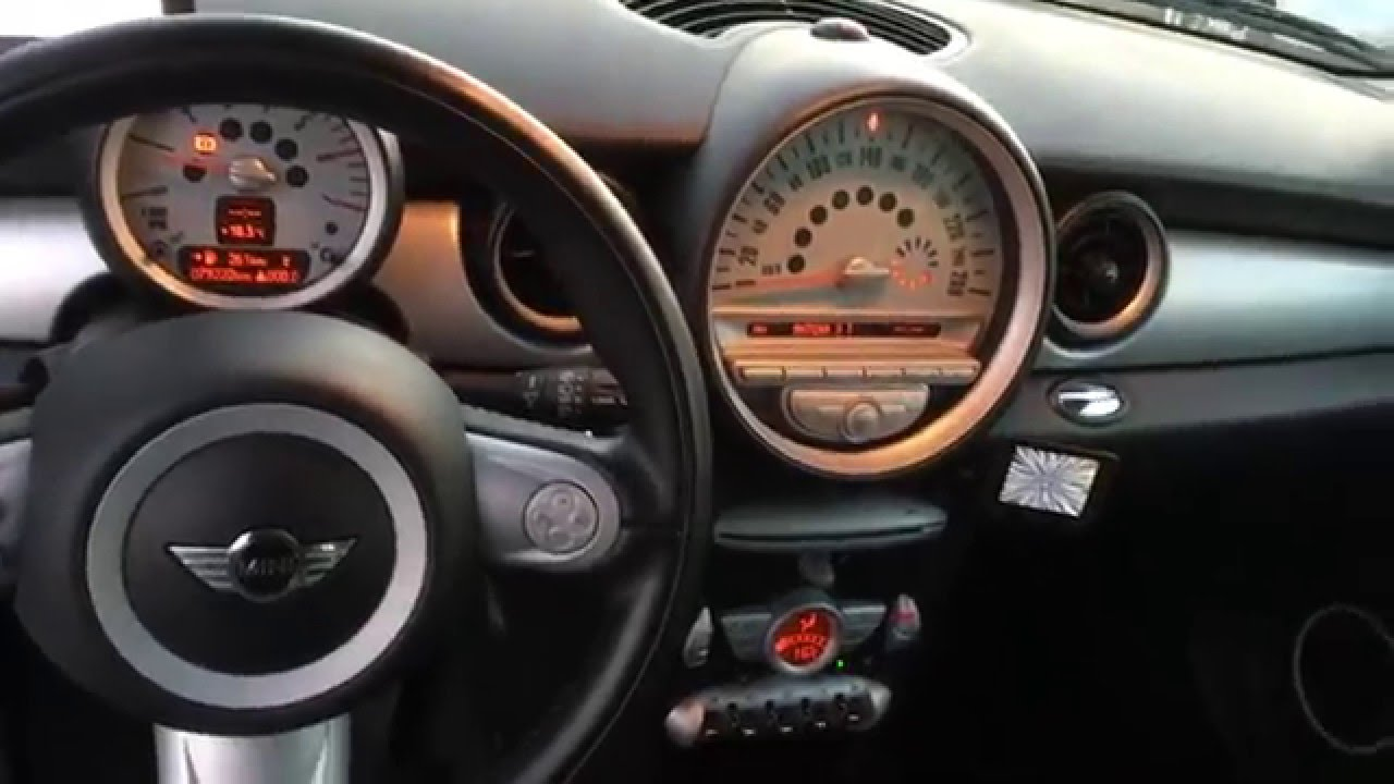 Mini Clubman Cooper D 1 6 Pack Chili 2010 Youtube