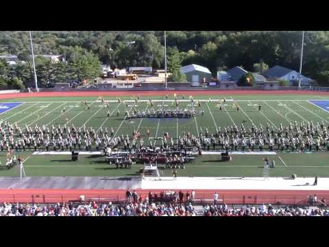 2016 UMass Marching Band || Allentown
