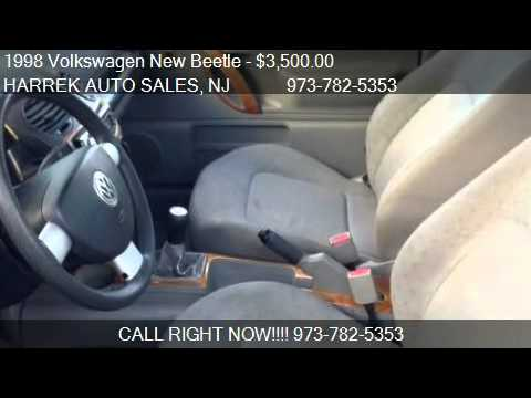 1998 Volkswagen New Beetle LOADED GAS SAVER - for sale in P