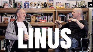 4 chiacchiere con Linus