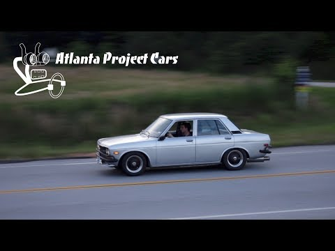 Getting a Datsun 510 Back on the Road - Atlanta Project Cars Episode 1