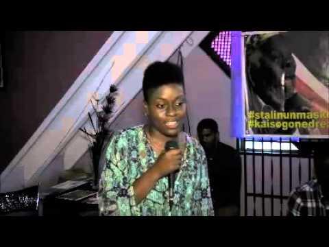 Kaiso Gone Dread - STALIN UNMASKED. Sept. 21, 2015 - San Fernando Trinidad & Tobago