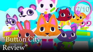 Button City Review [PS5, Series X, Switch, & PC] (Video Game Video Review)