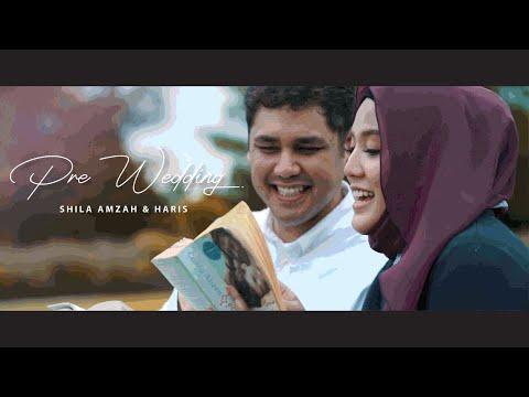 PRE WEDDING SHILA AMZAH & HARIS