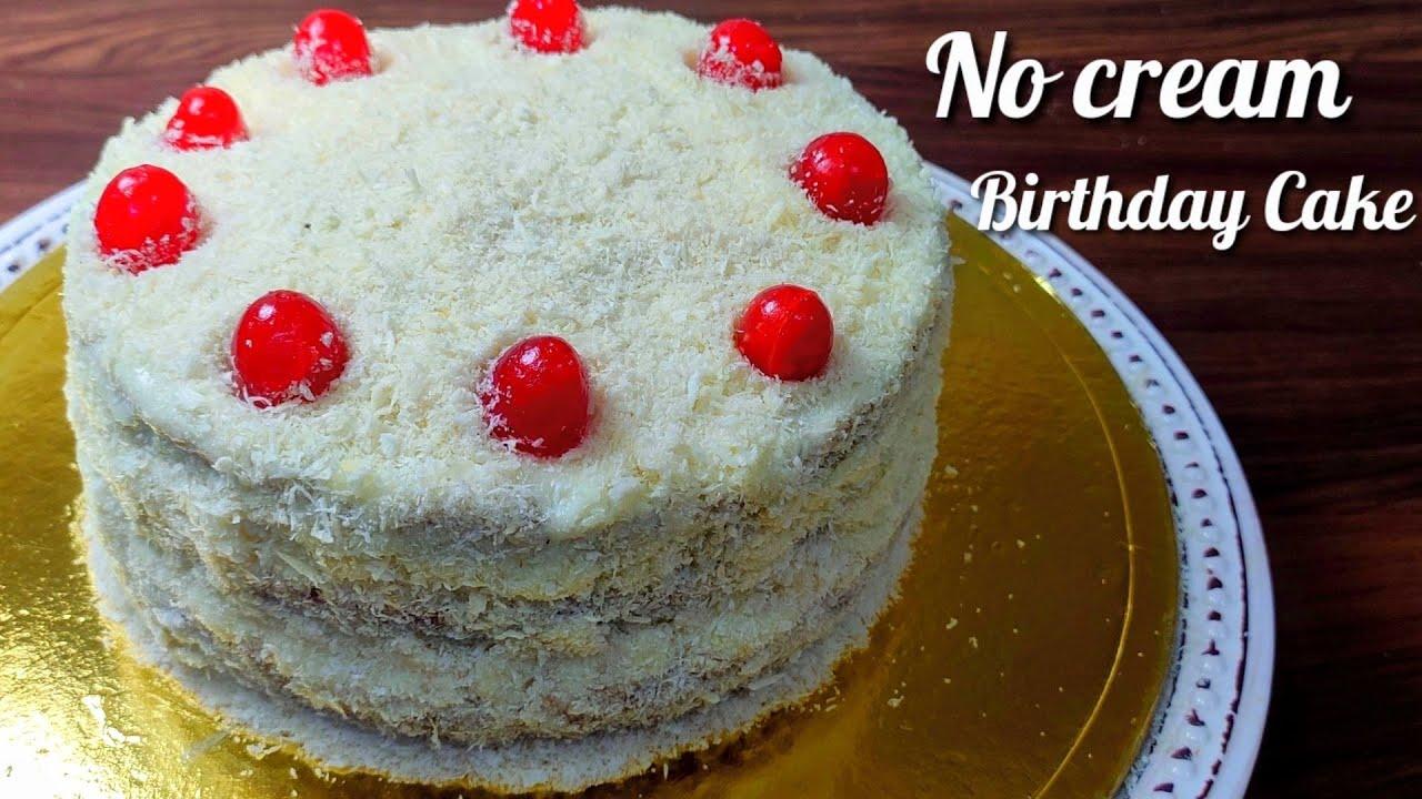 32 Quick And Easy Birthdaycakerecipes