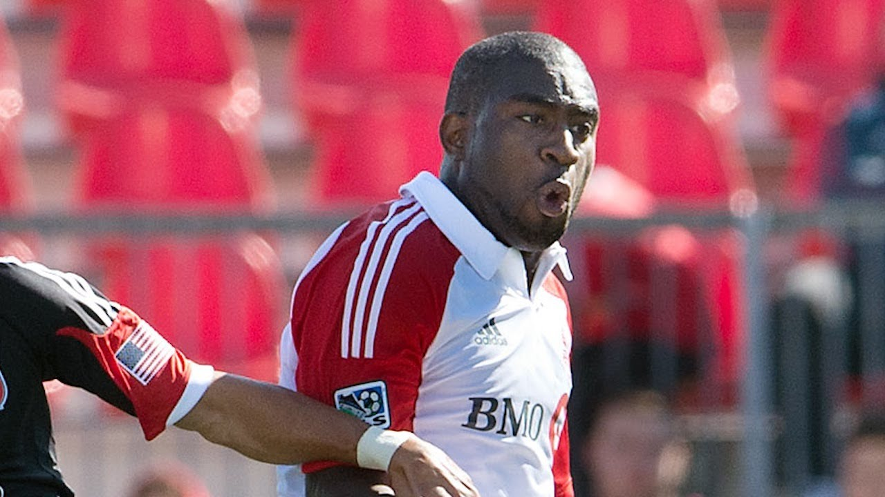 GOAL: Dike scores his first goal in a Toronto jersey | Toronto FC vs D.C. United