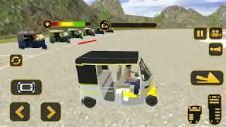 Offroad Tuk Tuk  Auto Rickshaw Driving - Android Gameplay# 1