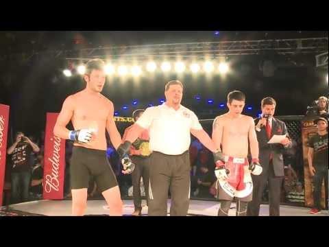 V3FIGHTS CHAMPIONSHIP: Brandon Rhodes vs Tony Way