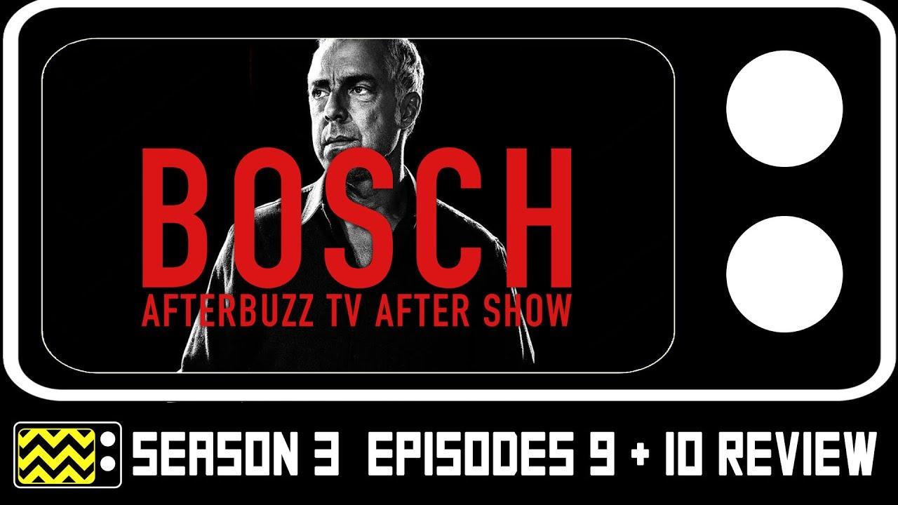 Download Bosch Season 3 Episodes 9 & 10 Review w/ Verona Blue & Titus Welliver | AfterBuzz TV
