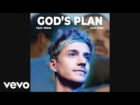 Ninja Sings God&39;s Plan