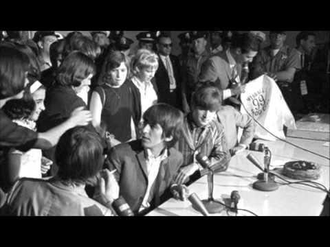 John & Ringo with Larry Kane - 2 Sept 1964  [Audio Only]