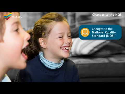 Introduction to the NQF changes