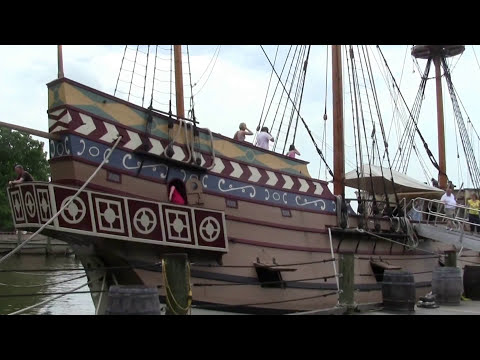 Jamestown Tour