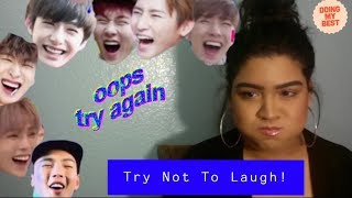 Try Not To Laugh : Monsta X Edition