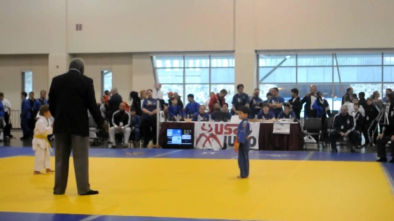 Lenny Sheynfeld USA Judo Youth and Scholastic National Championships 2011  (1)