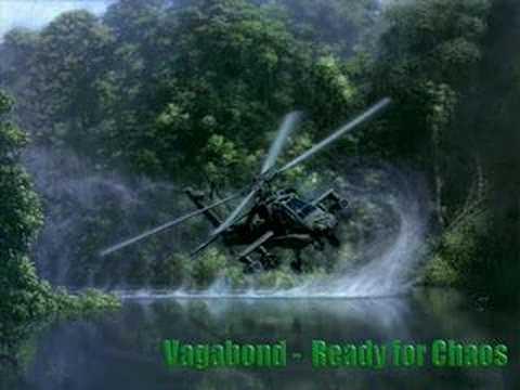 Vagabond -  Ready for Chaos