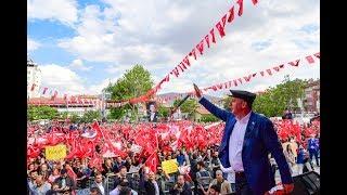 Muharrem İnce Niğde'den, Eyy Erdoğan dedi ve ekledi...
