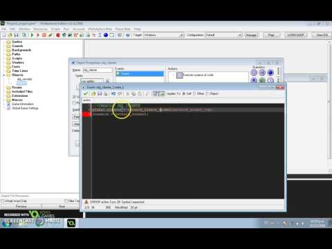 Game Maker Studio - Como Crear un Juego Online #1 - Networking