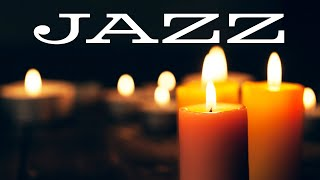 Night Candles JAZZ - Candles and Smooth Winter JAZZ - Background JAZZ  For Love