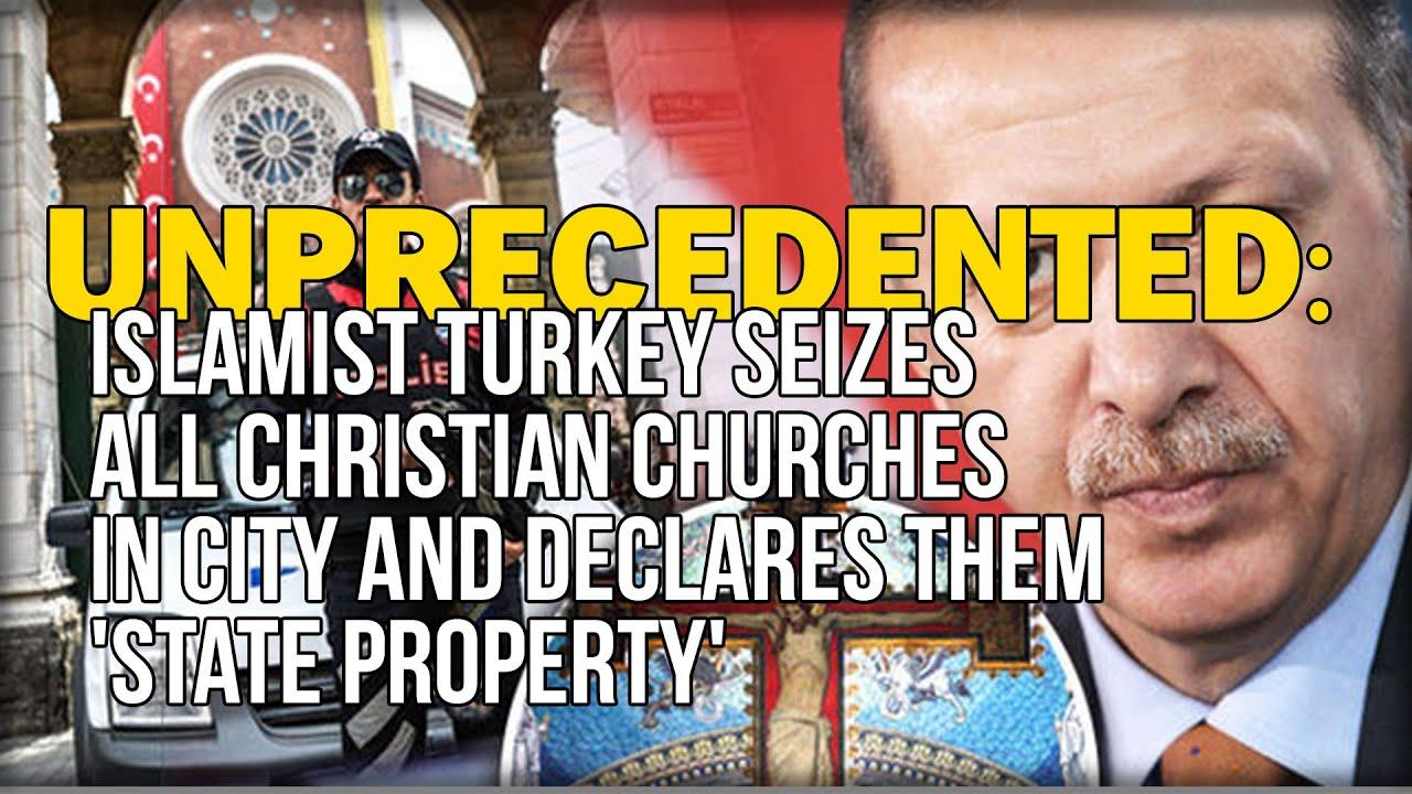 """Résultat de recherche d'images pour """"erdogan destroy churches"""""""