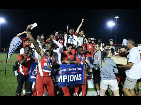 2017 American Outdoor Track and Field Championships - Houston Cougars Win Men's Title