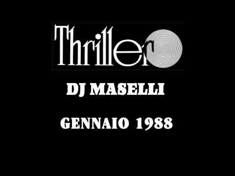 dj maselli   thriller   gennaio 1988