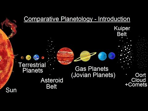COMPARATIVE PLANETOLOGY PDF DOWNLOAD