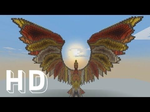 Minecraft - 155 - A Phoenix From the Ashes - YouTube