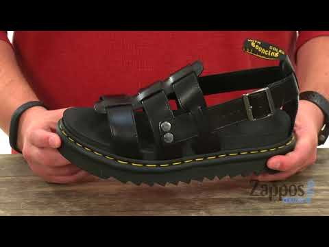 514e545c780b Dr. Martens Carolyn Open Toe Sandal SKU  8259067 by Shop Zappos