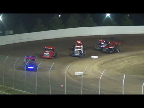 Grays Harbor Raceway, August 19, 2017, Rolling Thunder Big Rigs A-Main