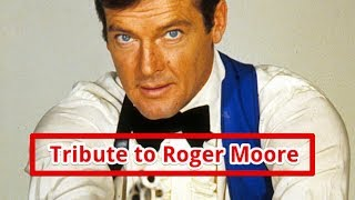 Daniel Craig and Sean Connery pay tribute to Roger Moore