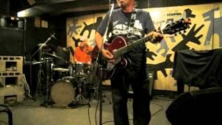 三上寛 (Mikami Kan) live at あけた 東京 Aketa Tokyo 20120801 (1/2)