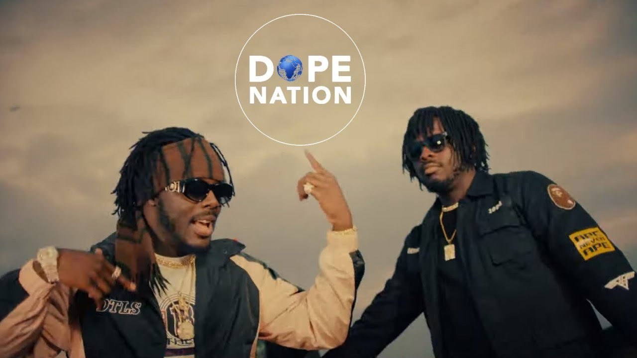 DopeNation ft Medikal - Confam (Official Video)