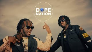 Gambar cover DopeNation ft Medikal - Confam (Official Video)