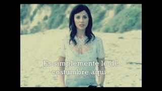 Natalie Imbruglia-Counting Down The Days (Subtitulado al Español)