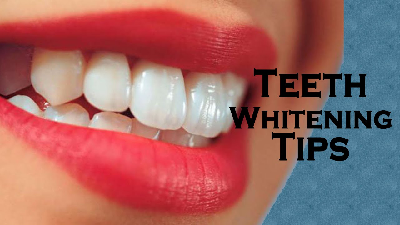 Teeth Whitening Home Remedies Easy Tips For Teeth Whitening At