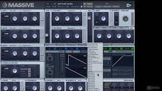 Komplete 11 101: Komplete's Synths Explored - 9. Massive Overview