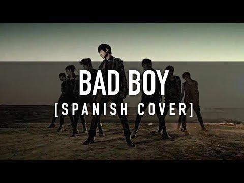 BAD BOY [Spanish Cover] - 100% / CKUNN × KTIMER