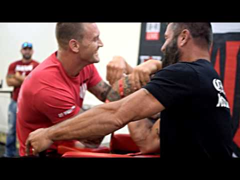 Brandon Morris vs Tony Bishop