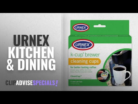 10 Best Selling Urnex Kitchen & Dining [2018 ]: Keurig K-Cup Machine Cleaning Pods by Urnex - 5