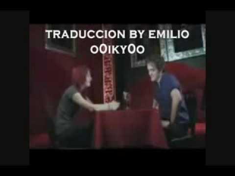 Robert Pattinson y Hayley Williams myspace sub español ...