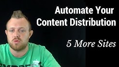 Adding 5 More Sites To Your Content Syndication Strategy