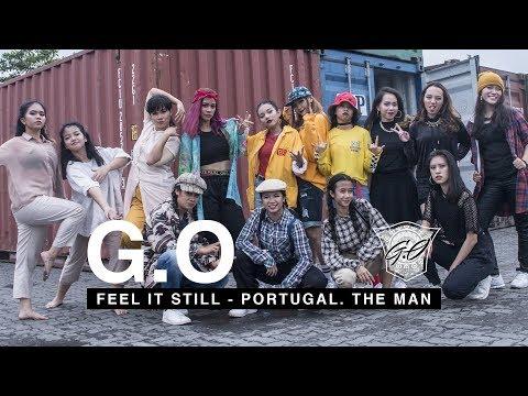 G.O |  Feel It Still Remix