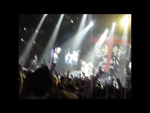 Green Day - East Jesus Nowhere LIVE Birmingham 28/10/2009