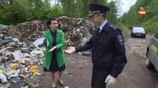 """Странная """"работа с документами"""": Сотни бумаг Минфина нашли на свалке"""