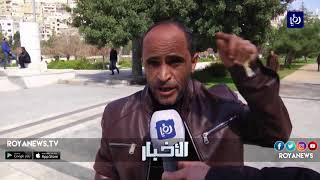 مواطنون يؤكدون رفضهم منح النواب ثقتهم لحكومة هاني الملقي - (19-2-2018)